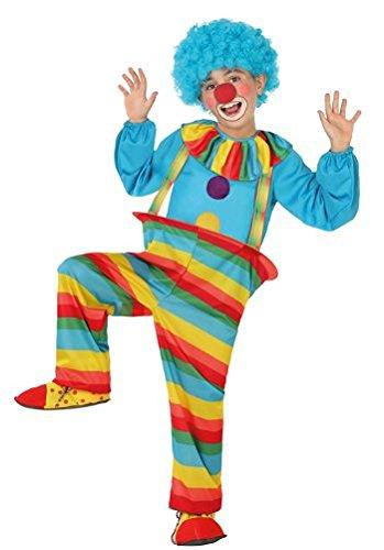 Imagen de disfraz payaso niño  de 3 a 4 años