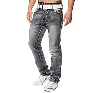 Men's Vintage Jeans Alkor ID1402 Regular Fit, Colours:Grey, Pant Size:W31