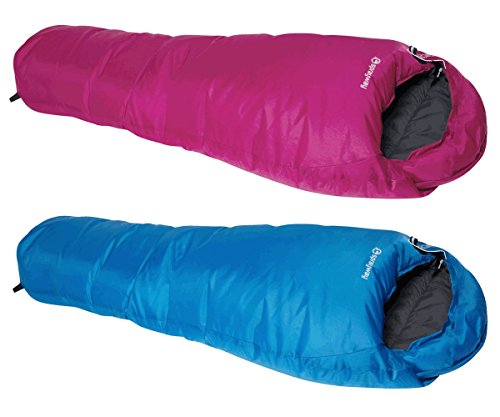 SPRAYWAY Energy 350 Kids Sleeping Bag (Blue)