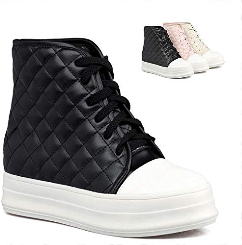 WSR Stivali da Donna, Calde Scarpe di Cotone, Oltre a Scarpe da Ginnastica a Fondo Piatto di Velluto, Scarpe Alte... | Stili diversi  | Maschio/Ragazze Scarpa