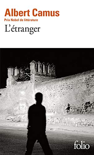 L'etranger (Folio), used for sale  Delivered anywhere in Ireland