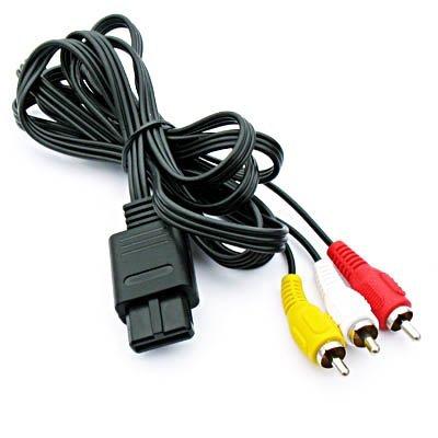 Av Tv Kabel (modell-welten : TV AV Kabel für Nintendo SNES / Super Nintendo)