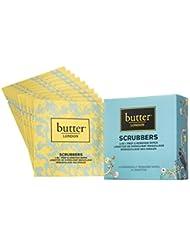 butter LONDON Scrubbers, Nagellackentferner-Tücher, 10 Stück