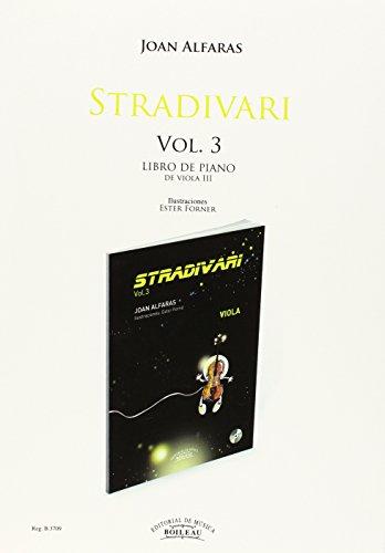 Stradivari vol. 3 - Viola y piano - B.3709: 31 por Joan ALFARAS