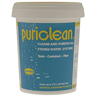 Clean Tabs Puri Water Cleaner and Purifier - Blue, 400 g