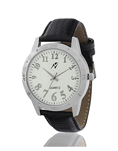 Yepme Men's Analog Watch - White/Black - YPMWATCH2988 image