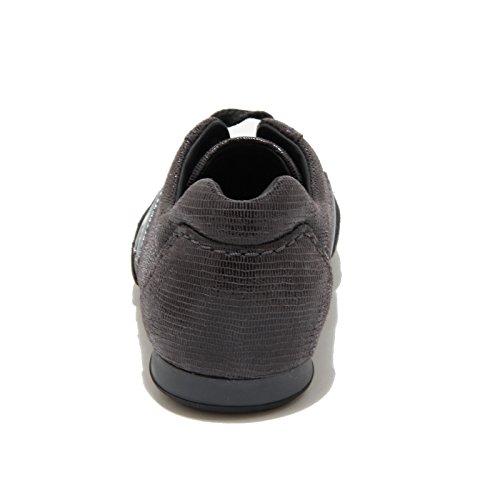 36708 sneaker HOGAN OLYMPIA scarpa bimba shoes kids grigio Grigio