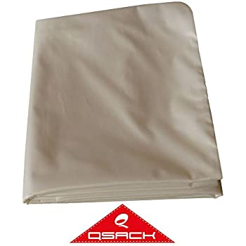 QSack XXL Sitzsack Innenhülle, 130x170 cm, Sitzsack Innensack
