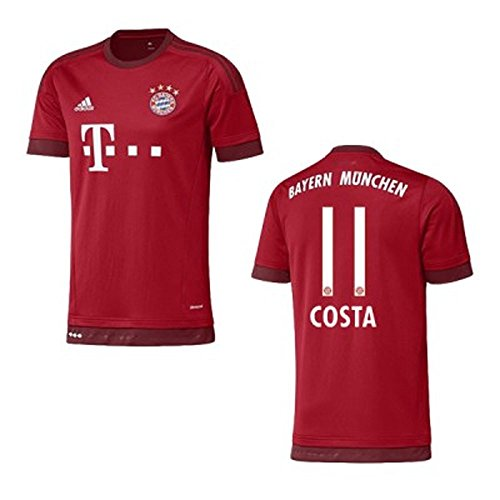 FC Bayern Home Trikot Herren 2016 - COSTA 11, Größe:L