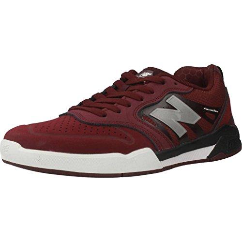 New Balance Calzado Deportivo Para Hombre, Color Rojo, Marca, Modelo Calzado Deportivo Para Hombre Pro Skate Rojo