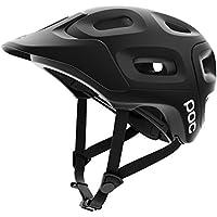 POC Trabec - Casco de ciclismo, Unisex, Adulto, Negro (Matt black), XL-XXL