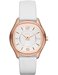 DKNY End of Season Analog Silver Dial Women's Watch - NY8808