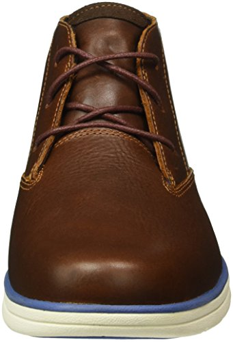 Timberland Bradstreet, Bottes Classiques homme Marron - Brown (Medium Brown)