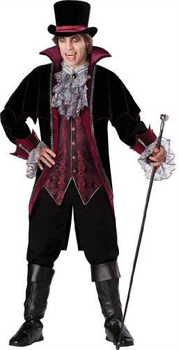 Von Vampir Kostüm Versailles - Vampire von Versailles - Vampir Kostüm - Größe Large