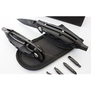 2 in 1 Schraubendreher + Klappmesser Jagdmesser Überlebensmesser Taschenmesser Multifunktionswerkzeuge Hunting Folding knife