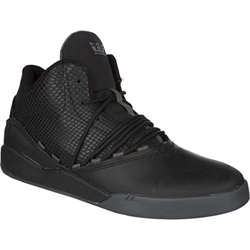 Baskets Supra: Estaban High Snake BK Noir
