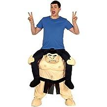 Guirca - Disfraz adulto carry me sumo, Talla 52-54 (88284.0)