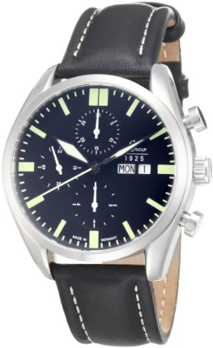 Laco Men's Automatic Watch 861587 with Leather Strap