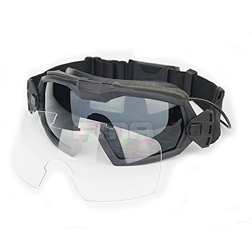 Gafas protección sistema ventilación práctica