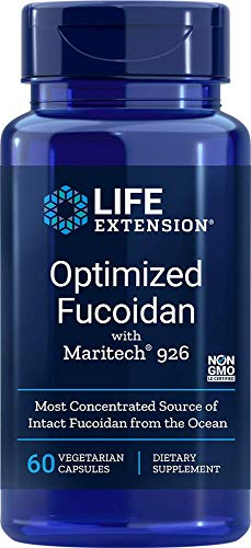 Life Extension Optimized Fucoidan w/ Maritech 926, 60 veggie caps