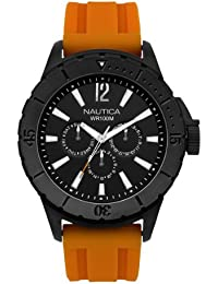Nautica A17595G - Reloj analógico de cuarzo para hombre