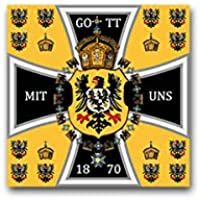 U24 Aufn/äher Aachen Fahne Flagge Aufb/ügler Patch 9 x 6 cm