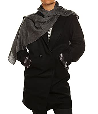 RHYTHM - veste-blouson - Femme - RHYTHM - humdum coat - black