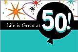 Invitaciones 50 Cumpleaños