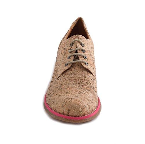 NAE Diana Kork - Damen Vegan Schuhe - 3