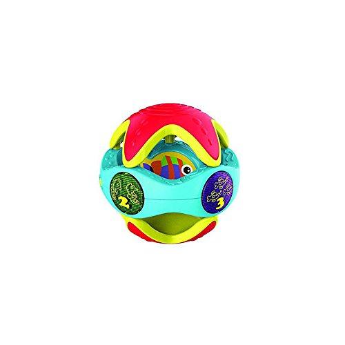 INFINIFUN I17560 Peek-A-Boo Hochet Boule