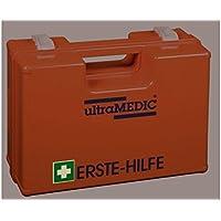 """Erste-Hilfe-Koffer K 010 - fluoreszierendes Erste-Hilfe-Kreuz ultraBOX """"BASIC Bright"""", mit Füllung DIN 13157,... preisvergleich bei billige-tabletten.eu"""