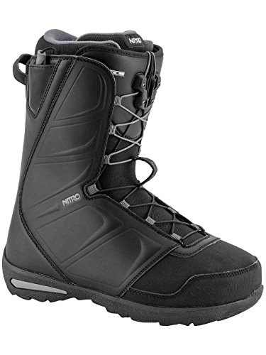 Burton Snowboard-boots (Nitro Snowboards Herren Vagabond TLS '19 Snowboardschuhe, Black, 27.5)