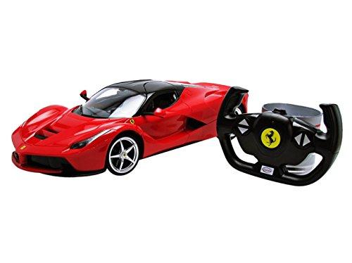 Rastar - 50100r - Voiture Radiocommandé - Ferrari La Ferrari - Echelle 1/14