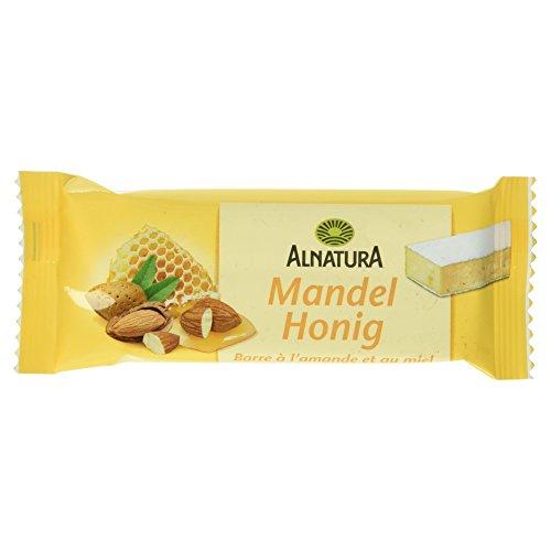 Alnatura Bio Mandel-Honig-Riegel, 16er Pack (16 x 40 g)