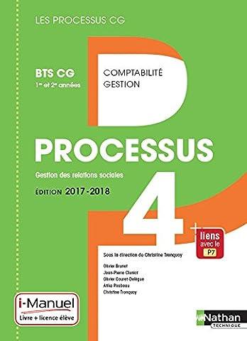 Processus 4 - BTS CG 1re et 2e années