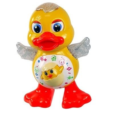 Toyshine-Dancing-Duck-with-Music-Flashing-Lights-and-Real-Dancing-Action-Multi-Color