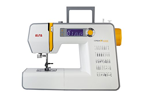 Alfa COMPAKT 500E Plus  ELECTRÓNICA (con múltiples funciones)
