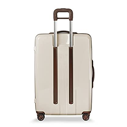 Briggs & Riley Sympatico Limited Edition Large Expandable Spinner, 76cm, 147.5 litres, Cream Maleta, 76 cm, liters, Hueso (Cream)