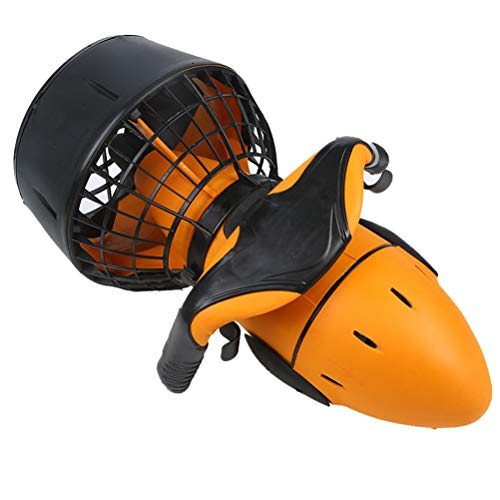 Lhcar Surf Booster Electric Underwater Scooter Water Sea Dual Speed   Propeller Diving Pool Scooter Attrezzature per Sport Acquatici
