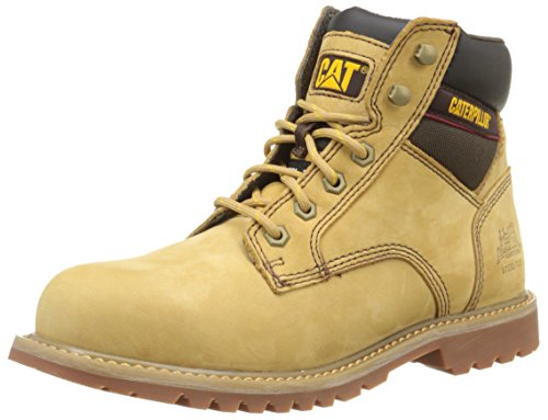 Caterpillar Men's Electric 6 St Sb Ankle Safety Boots Yellow Size: 9...