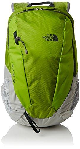 The North Face Erwachsene Rucksack Kuhtai 18 Macaw Green/Spruce Green
