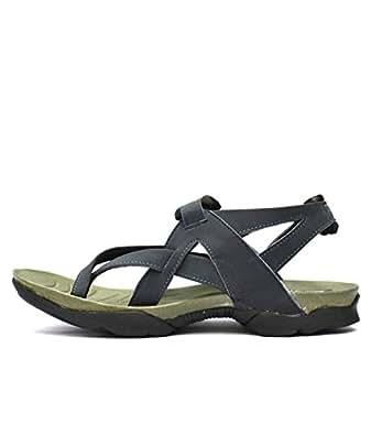 Zoot24 Men's Spinn Blue Faux Sandals (602SPINN5) 6 UK