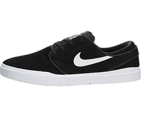 Nike SB Lunar Stefan Janoski Hyperfeel Skaterschuhe, Schwarz (Black/White), 44 EU (Schuhe Lunar)
