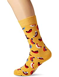 Happy Socks Hotdog Sock, Calcetines para Hombre
