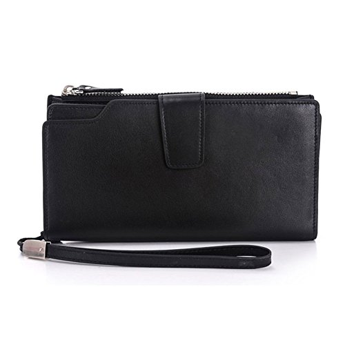 Neutral Kopf multifunktionale Brieftaschen/Clutch-Tasche/ Ms Männer Business Geldbörse Clip-C C