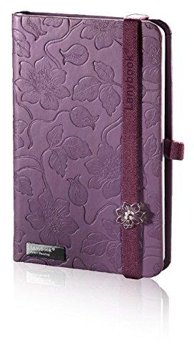 innocent-passion-lanybook-notizbuch-a6-kariert-inklusive-froschtasche-hardcover-192-seiten-lila