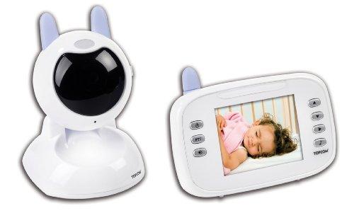 Topcom 10002852 Videoüberwachung Baby Viewer 4500