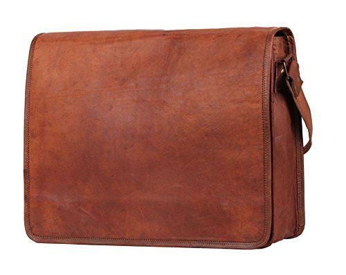 Rustic Town Leather Vintage Crossbody Messenger Courier ...