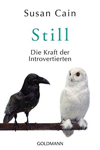 Buchcover Still: Die Kraft der Introvertierten