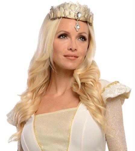 Oz Glinda Erwachsene Perücke Halloween Kostüme Cosplay Wig Perücke Haar für Maskerade Make-up (Kostüme Erwachsene Glinda)
